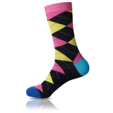Party Animal // Argyle Socks - Zockz