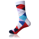 Ice Lolly // Argyle Socks - Zockz