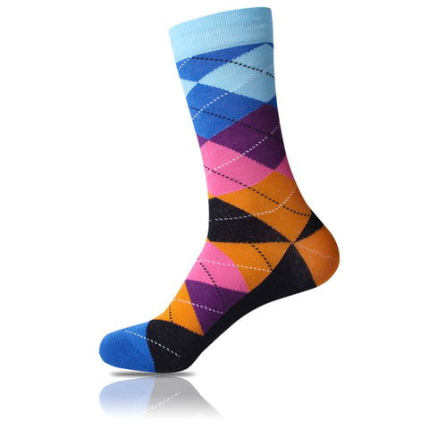 I'm Sexy & I Know It // Argyle Socks - Zockz