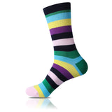 Neon Roads // Striped Socks - Zockz