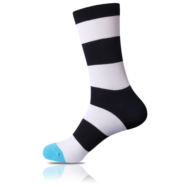 Mime // Striped Socks - Zockz