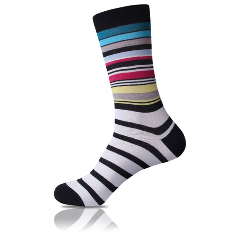 Hyper // Striped Socks - Zockz