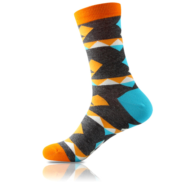 Two Faced // Patterned Socks - Zockz