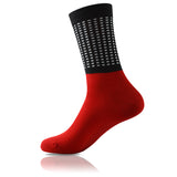 Cherry Dip // Patterned Socks - Zockz