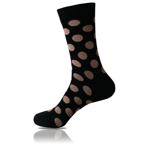 Egg Shells // Polka Dot Socks - Zockz