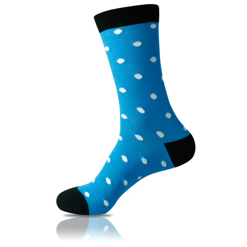 Underwater // Polka Dot Socks - Zockz