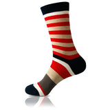Pioneer // Striped Socks - Zockz