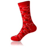 Cupid // Patterned Socks - Zockz