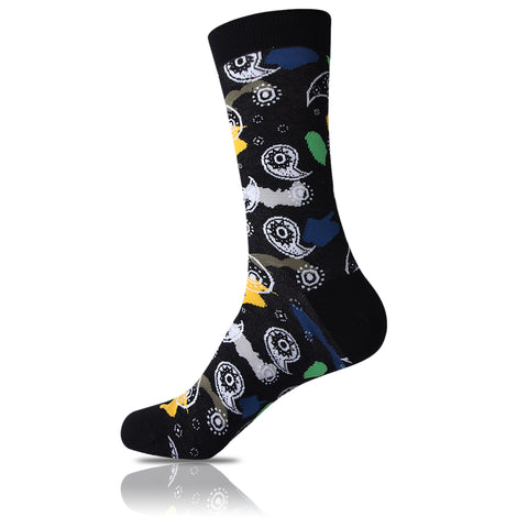 Trippy // Patterned Socks - Zockz