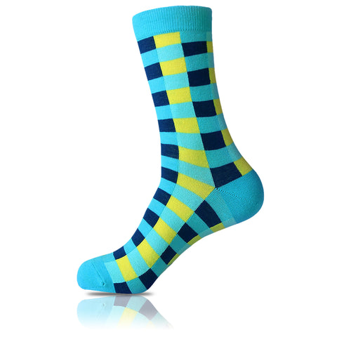 Neon Dreams // Patterned Socks - Zockz
