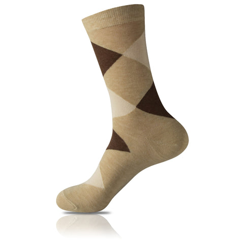 Honey Dijon // Argyle Socks - Zockz