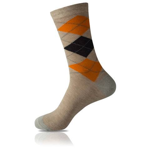 Not Your Granny's Socks // Argyle Socks - Zockz