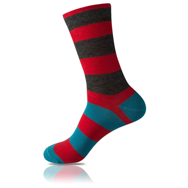 Cold Feet // Striped Socks - Zockz