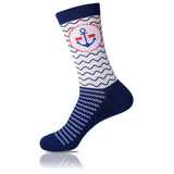 Sailor // Patterned Socks - Zockz