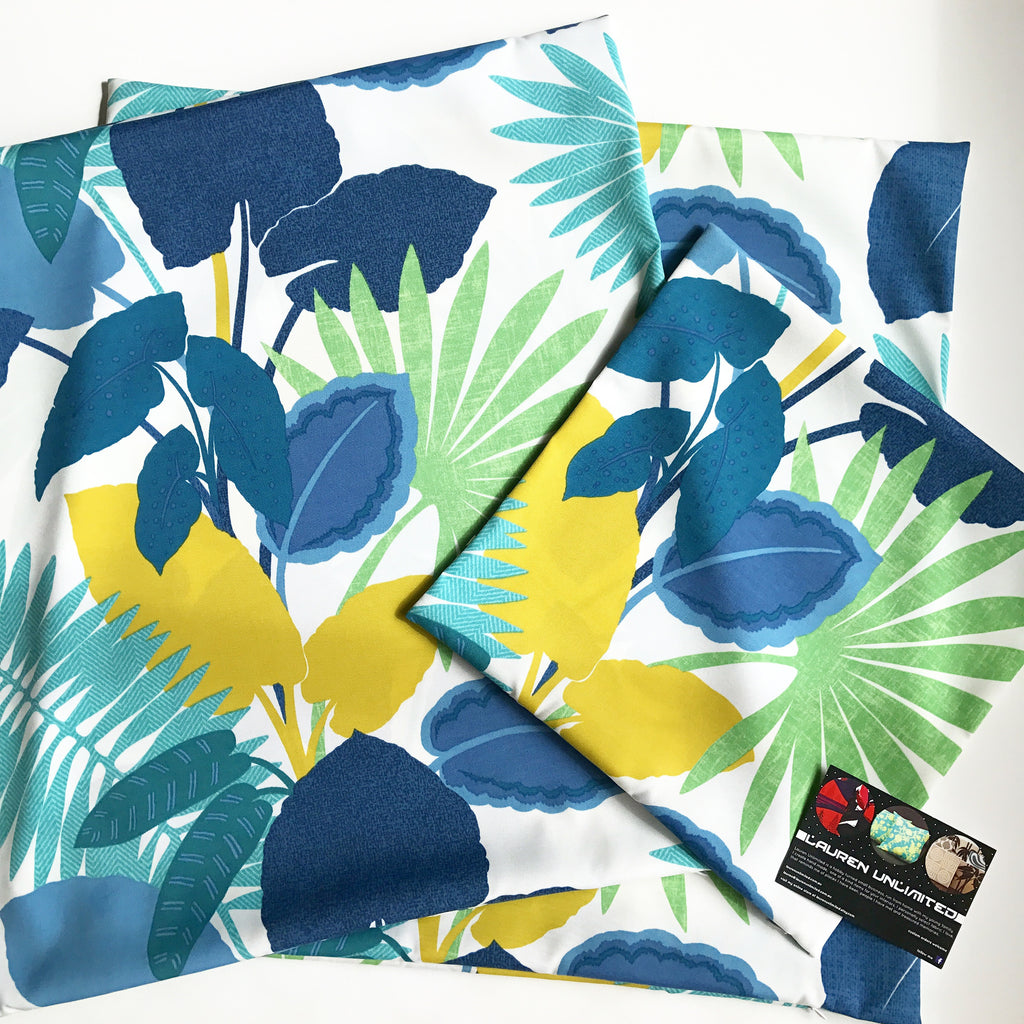 Tropical Custom Made Cushion Covers