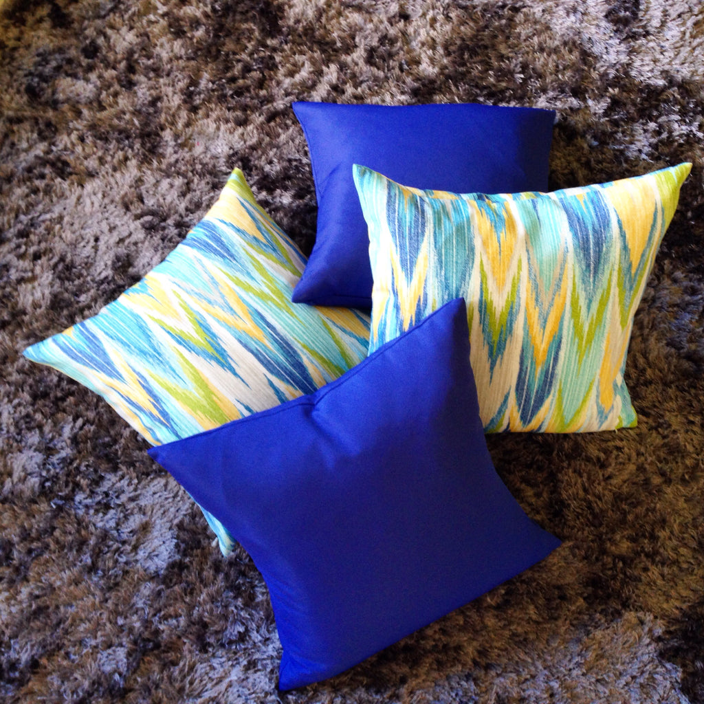 Cushions for a Coastal Home