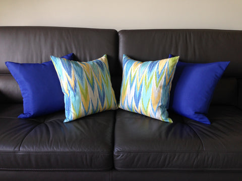 Lauren Unlimited custom made indoor/outdoor cushion order