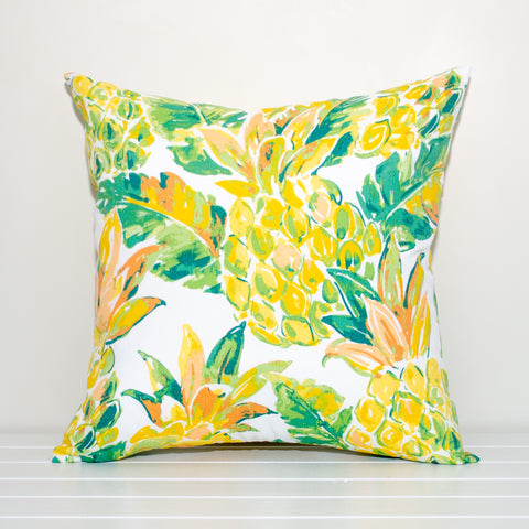 Pineapple Indoor/Outdoor Cushion Cover