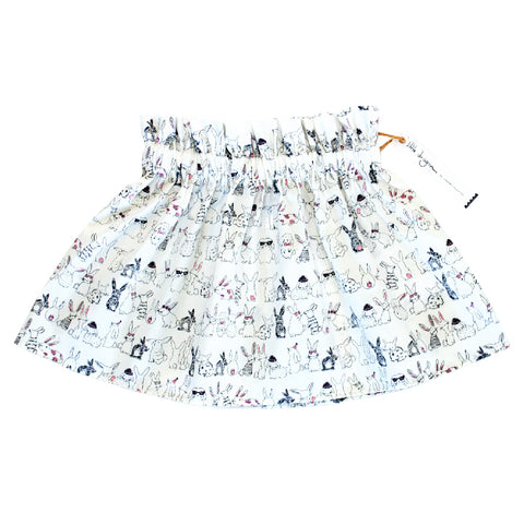 Bunny Parade Skirt