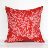 Lauren Unlimited Red Coral outdoor cushion