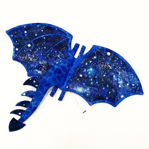 Intergalactic Dragon Wings and Tail