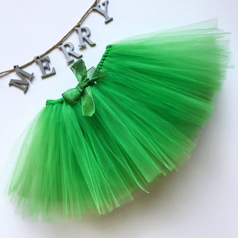 Ribbon Tutu Tulle Skirt