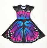 Sparkle Butterfly Dress - Made-to-Order