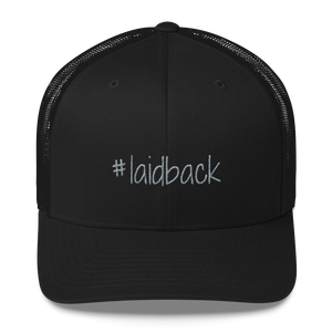 #laidback Trucker Snap Back