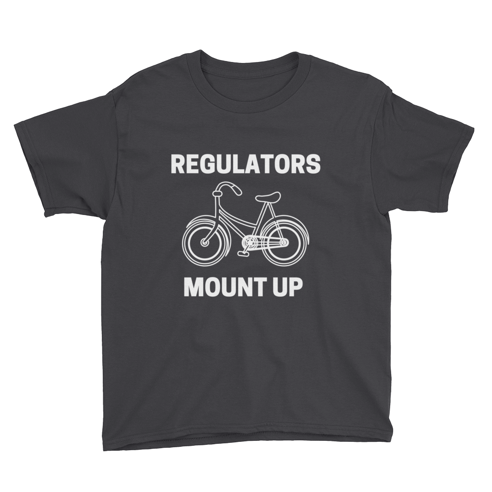 Regulators Mount Up Youth Tee