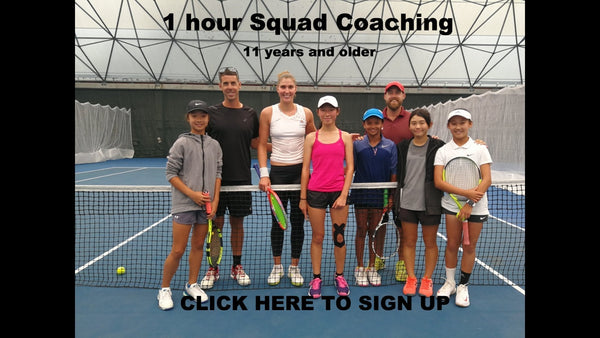 2019 Term 2 - 1 Hour Squad Session (11 and older)