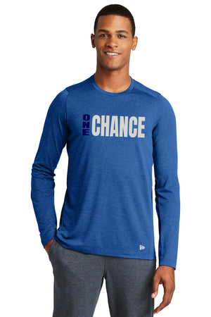 One Chance Long Sleeve Performance Shirt