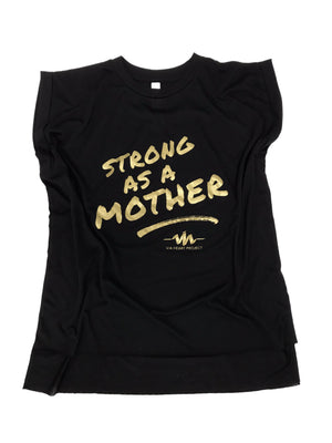 Strong as a Mother Muscle Tank