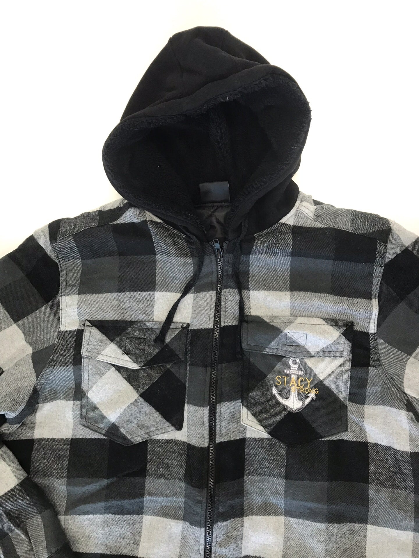 Stacy Strong Flannel