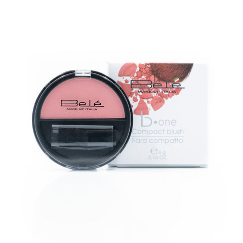 Bele B.One Compact Blush -Shade 2 ( Powderpink ) from EXTRA TRADE EGYPT