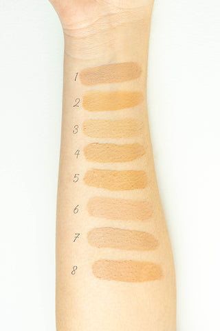 Bele B.One Foundation Long Lasting -Shade 3 ( Beigerose ) from EXTRA TRADE EGYPT