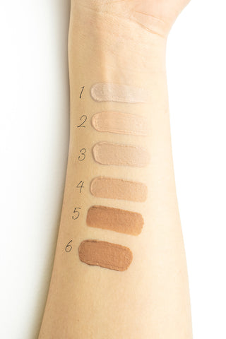 Bele B.One Foundation Nude -Shade 5 ( Balanced Brown ) from EXTRA TRADE EGYPT