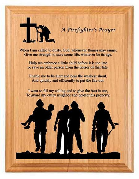 Firefighter, EMT, and Policeman Gifts