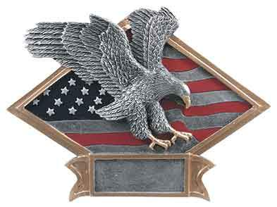 Eagle Scout Award Plaque Trophy - Engraved Effects
