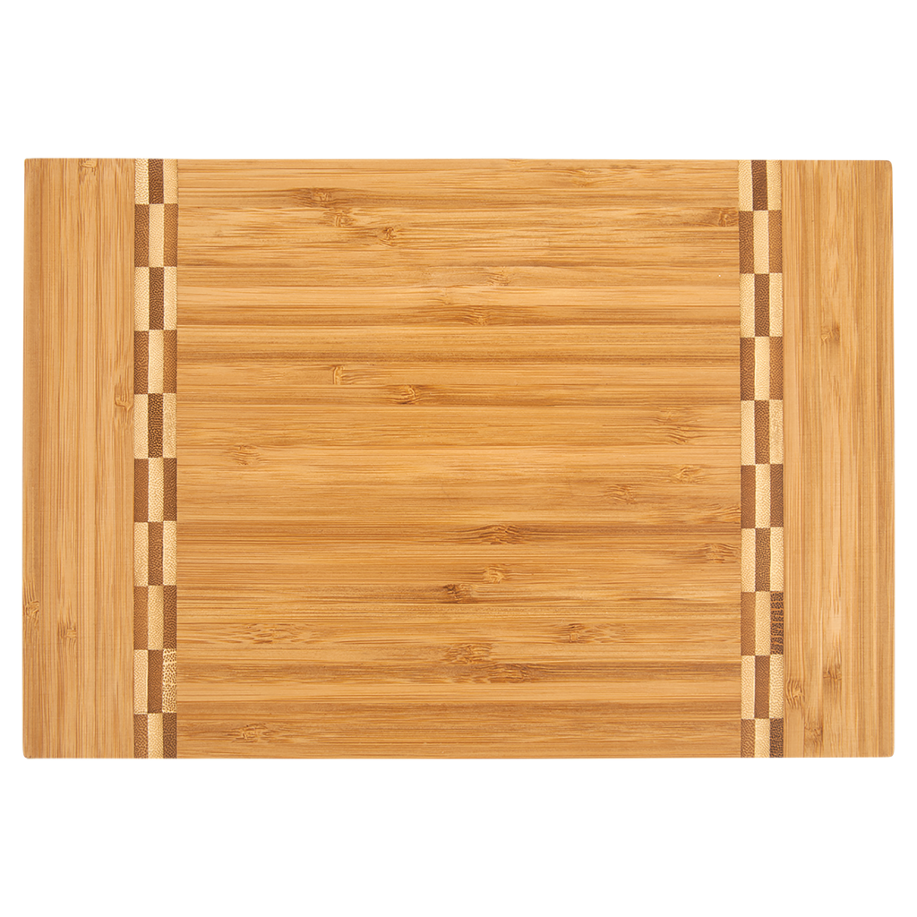 Bamboo Cutting Board Personalized - Engraved Effects