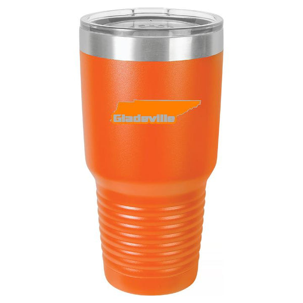 Gladeville Tennessee Tumbler Cup D1 - Engraved Effects