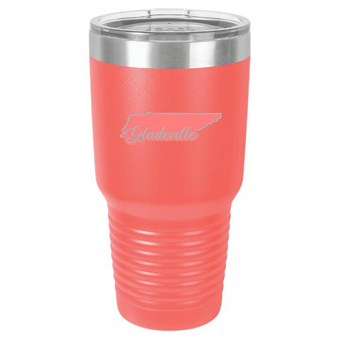 Gladeville Tennessee Tumbler Cup D2 - Engraved Effects