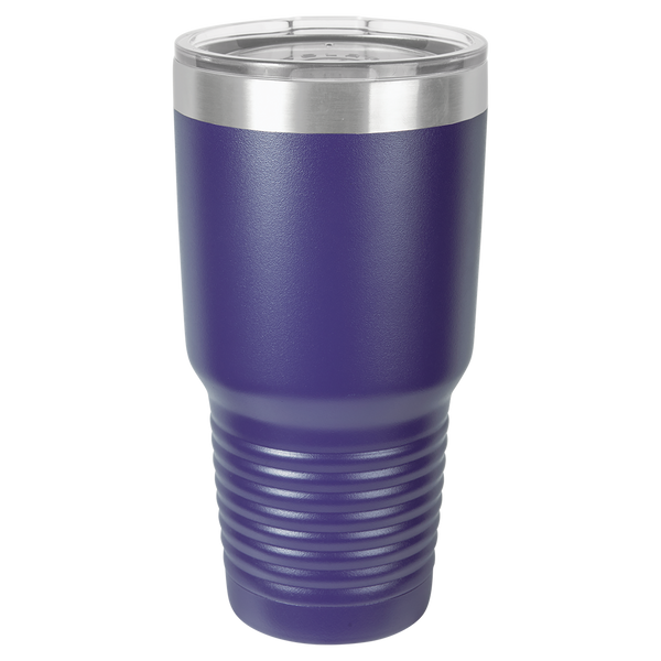Ford Flame Logo Personalized Tumbler Cup - Engraved Effects