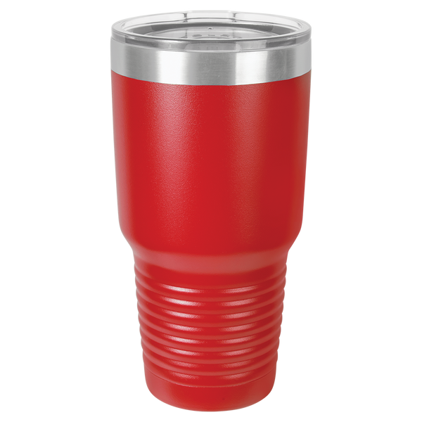 Mustang Car Personalized Tumbler Cup - Engraved Effects