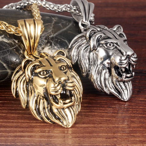 Necklace Lion