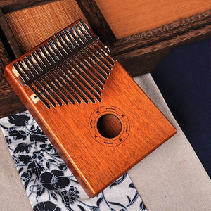 Kalimba African musical - Bluebubbly