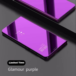 Mirror Case For Samsung - Bluebubbly