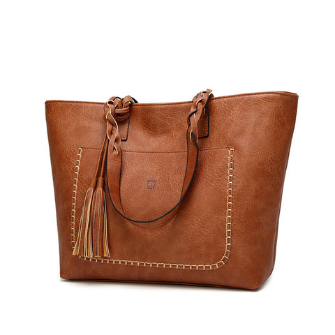 Shoulder Bag Shopping Handbag