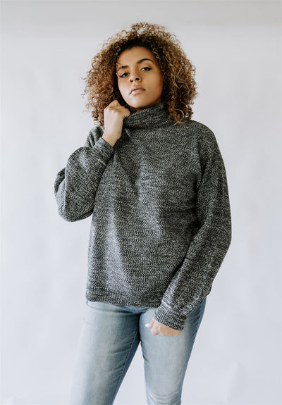 CURVY READY TO ROLL TURTLENECK SWEATER