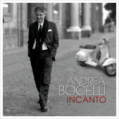 Andrea Bocelli - Incanto-CDs-Palm Beach Bookery
