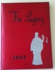 The Legacy 1963, Rutgers University School of Law-Book-Palm Beach Bookery